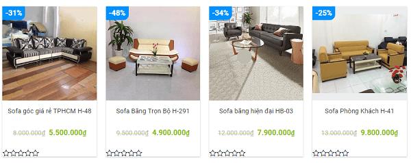 Mua Sofa da đẹp TPHCM giá rẻ chất lượng cao P2
