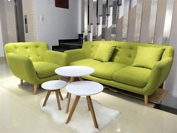 Kích thước sofa phải hợp với phòng khách