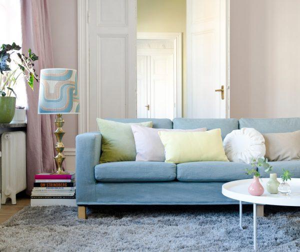 Chọn màu sofa theo phong cách và sở thích riêng